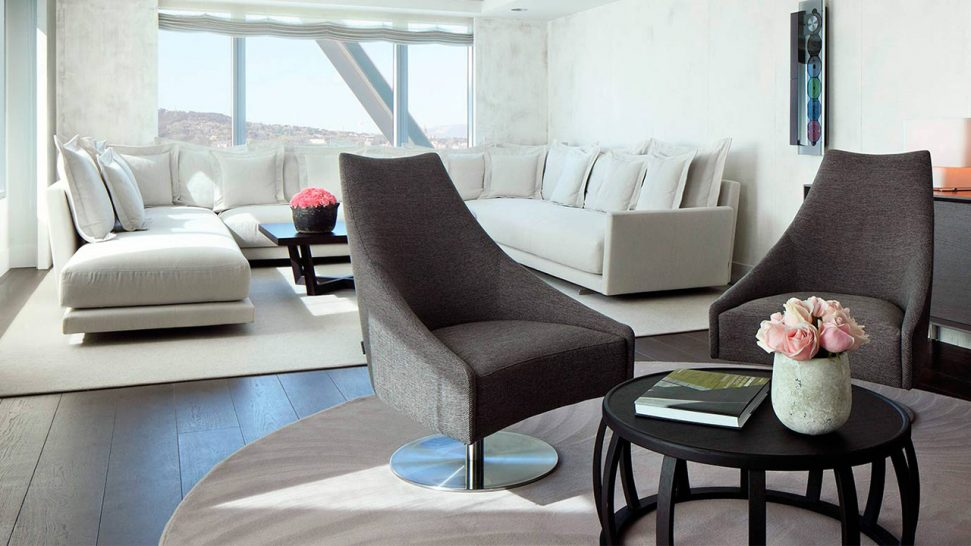 Hotel Arts Barcelona Arts Suite
