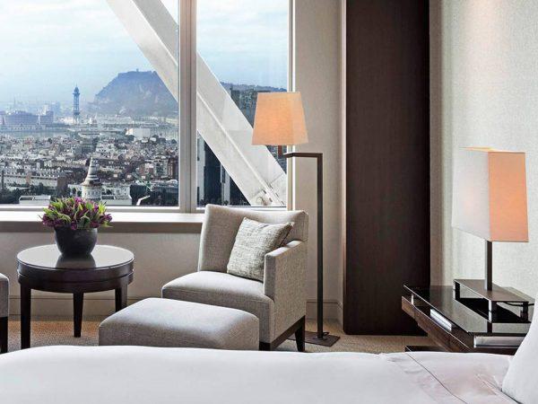 Hotel Arts Barcelona Barcelona Panoramic Room