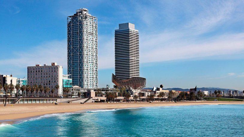 Hotel Arts Barcelona Beach
