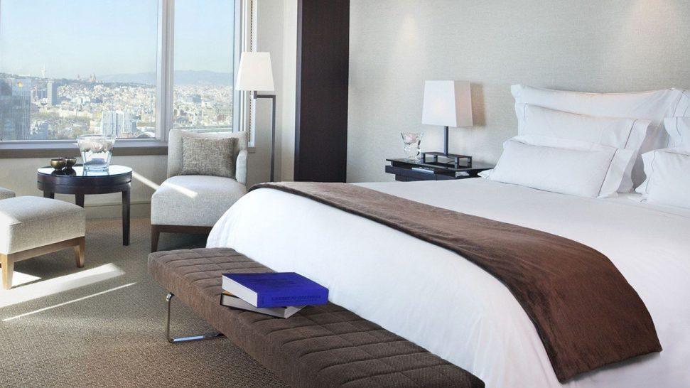 Hotel Arts Barcelona Club Room