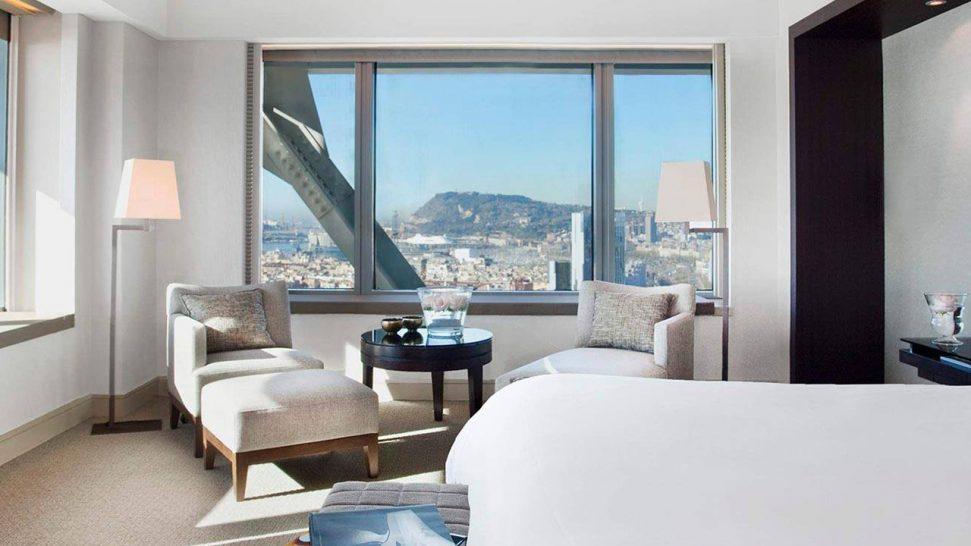 Hotel Arts Barcelona Deluxe Room