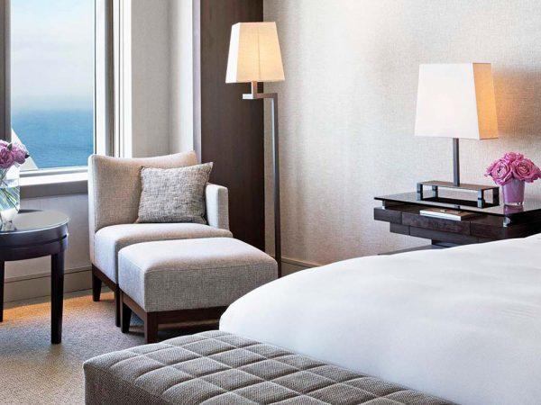 Hotel Arts Barcelona Deluxe Sea View Room