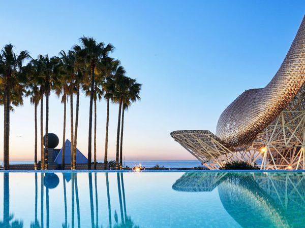 Hotel Arts Barcelona Infinity Pool & Lounge