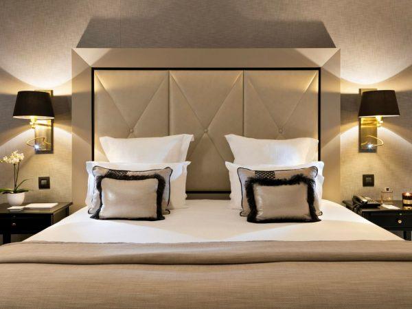 Chambre Deluxe Ville, Hôtel Barrière, Cannes