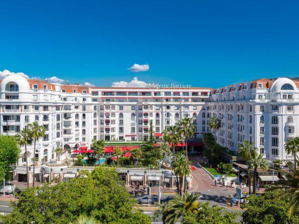 Hotel Barri?re Le Majestic Cannes Exterior