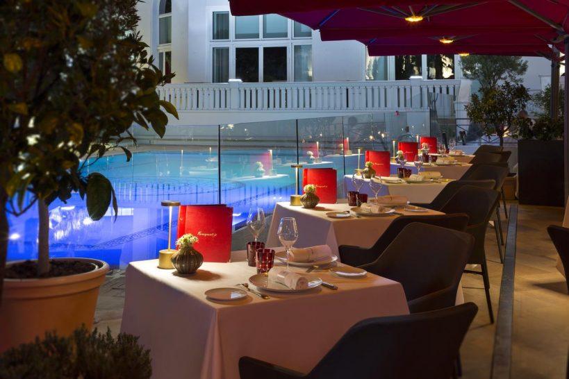 Hotel Barri?re Le Majestic Cannes Fouquet's Cannes