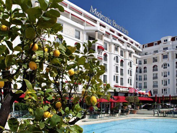 Hotel Barri?re Le Majestic Cannes Hotel