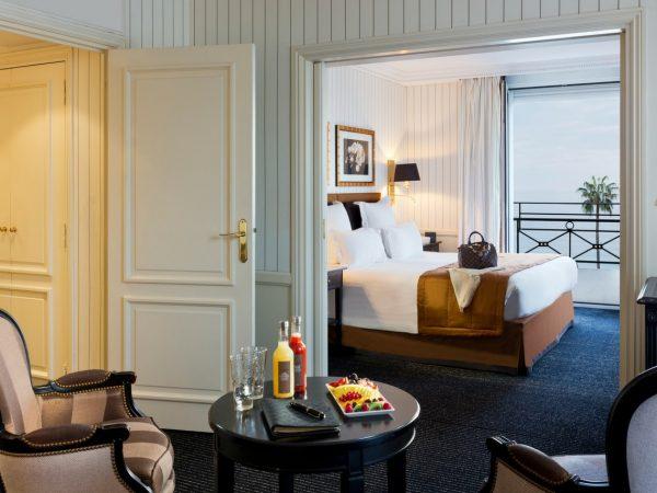 Hotel Barri?re Le Majestic Cannes Junior Sea View Suite