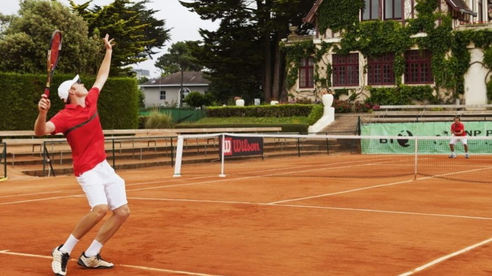 Hotel Barri?re Le Majestic Cannes Tennis