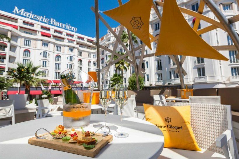 Hotel Barri?re Le Majestic Cannes The Rotonde Veuve Clicquot