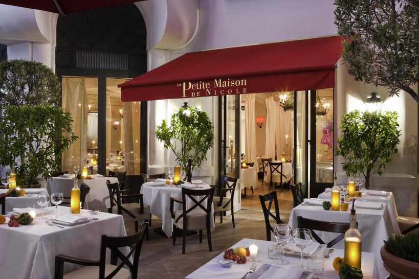 Hotel Barri?re Le Majestic Cannes The Small House of Nicole