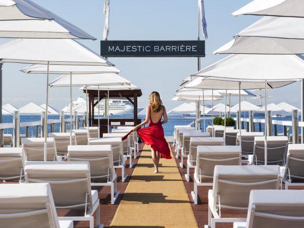 Hotel Barri?re Le Majestic Cannes View
