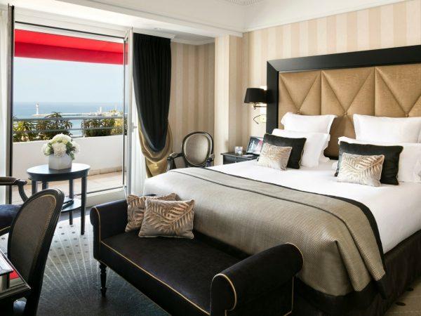 Hotel Barri?re Le Majestic CannesSuite Mich?le Morgan