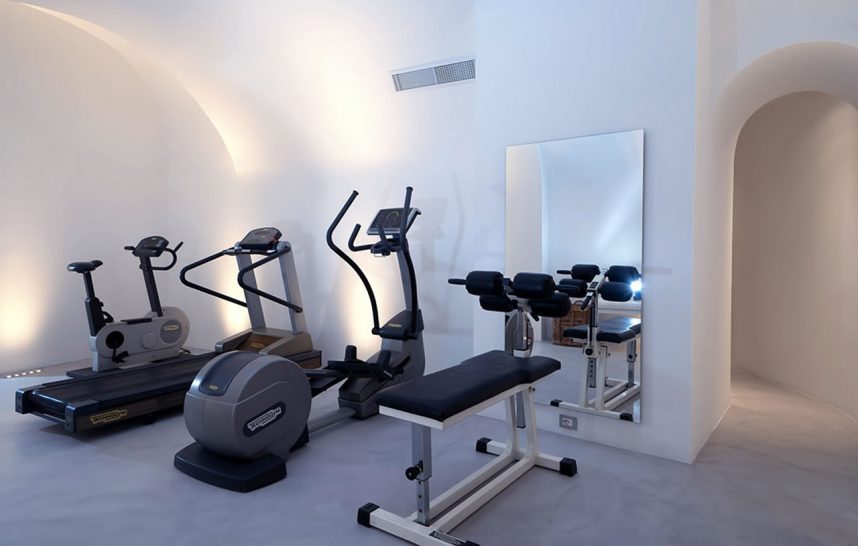 Hotel Bellevue Syrene Gym