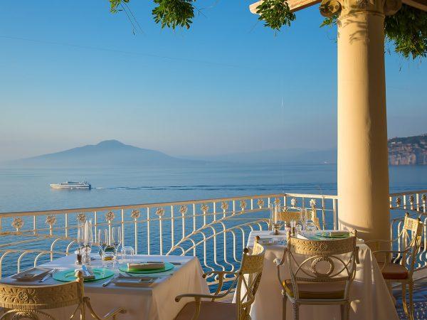 Hotel Bellevue Syrene Restaurant