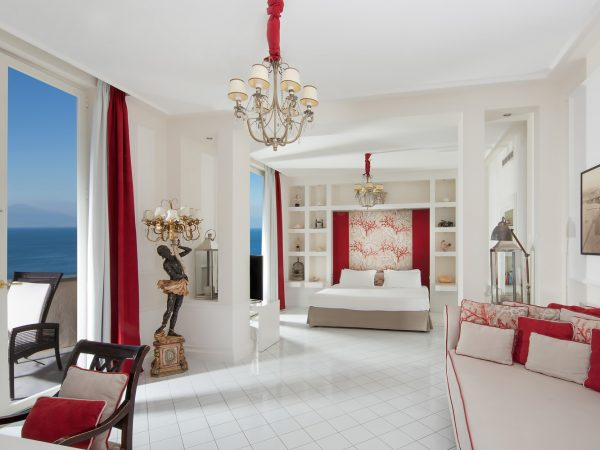 Hotel Bellevue Syrene Suite Grand Tour