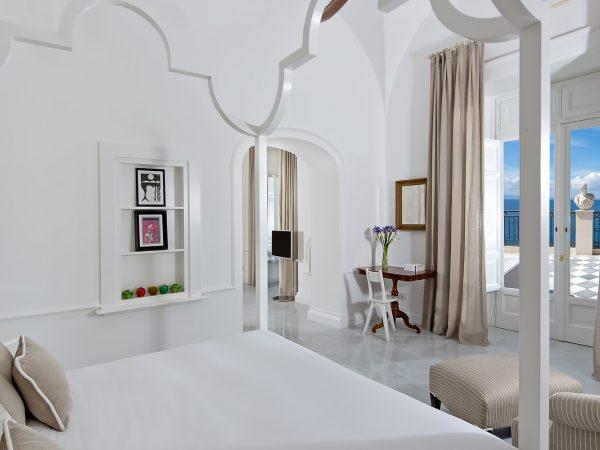 Hotel Bellevue Syrene Suite Lord Astor