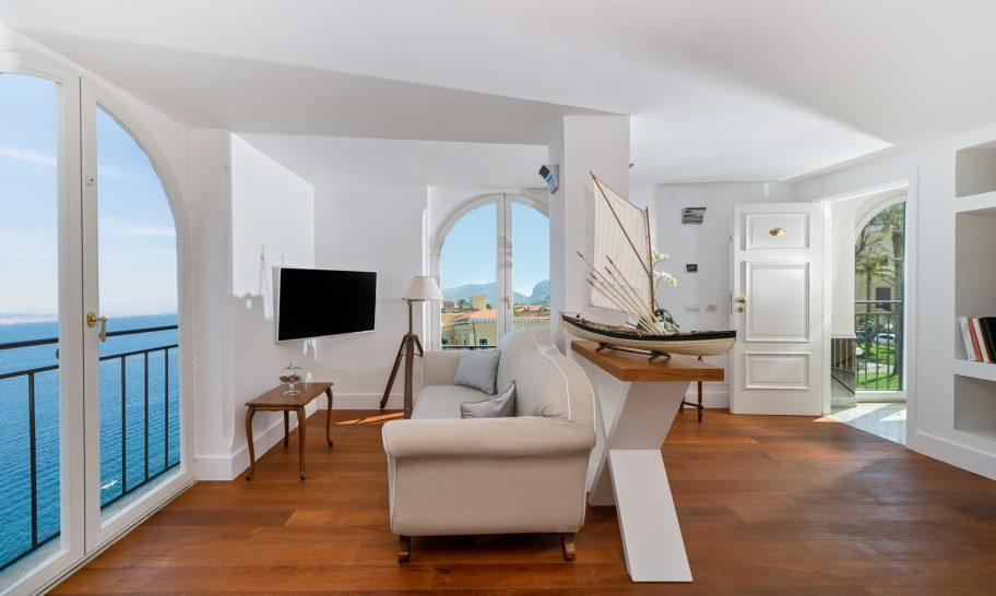 Hotel Bellevue Syrene Suite vesuvio