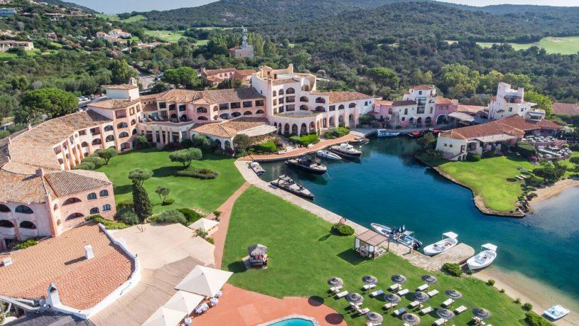Hotel Cala di Volpe, a Luxury Collection Hotel, Costa Smeralda Hotel View