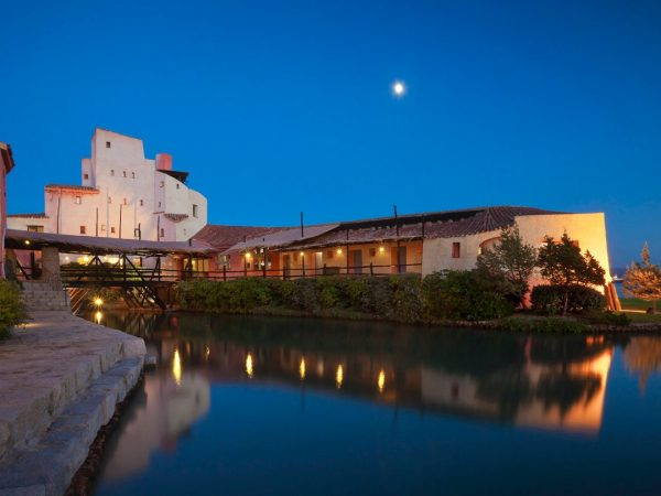 Hotel Cala di Volpe, a Luxury Collection Hotel, Costa Smeralda Lobby Night View