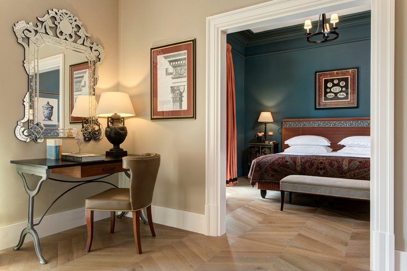 Hotel De La Ville Rome Executive Suite