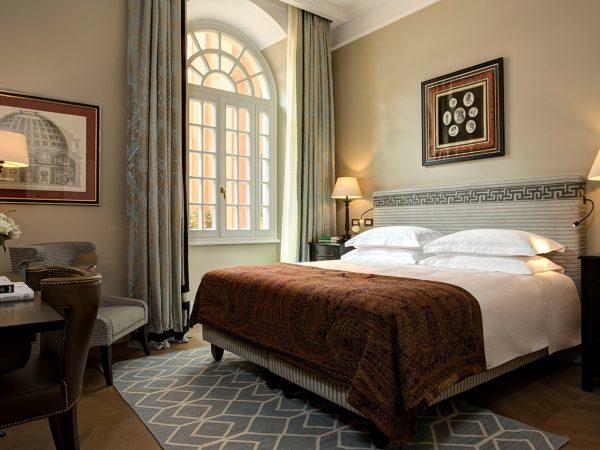 Hotel De La Ville Rome Premium Room