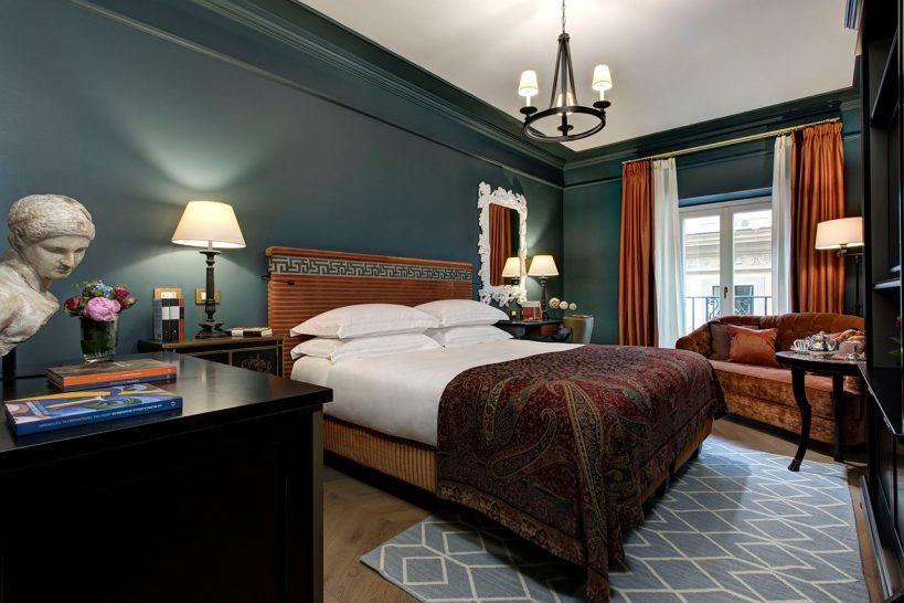 Hotel De La Ville Rome Superior Room