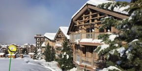 Hotel Le K2 Palace, Courchevel
