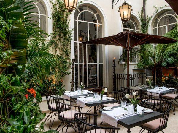 Hotel Vilon Rome Adelaide Terrace