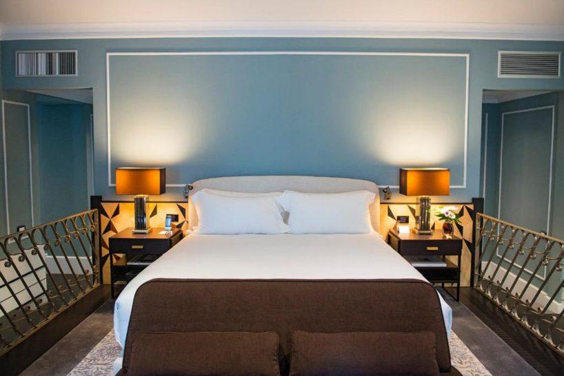 Hotel Vilon, Rome Borghese Suite