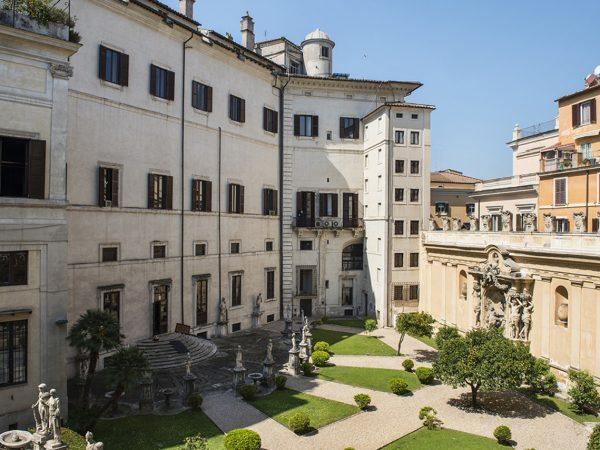 Hotel Vilon, Rome Exterior View