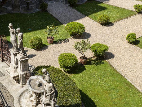 Hotel Vilon, Rome Garden View