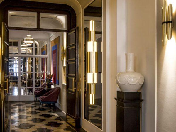 Hotel Vilon, Rome Lobby