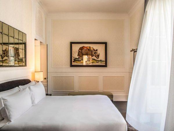 Hotel Vilon, Rome Melangolo Suite