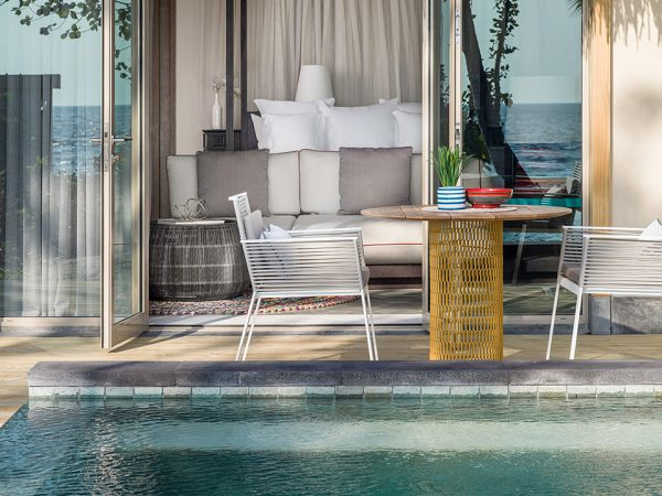 InterContinental Maldives Maamunagau One Bedroom Beach Pool Villas