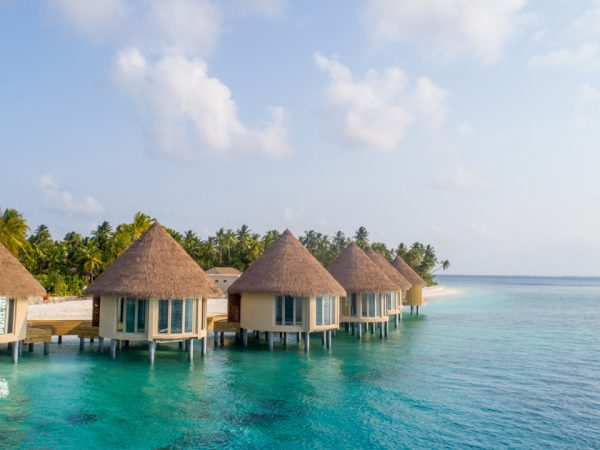 InterContinental Maldives Maamunagau Hotel View