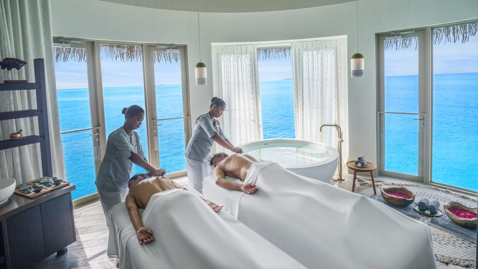 InterContinental Maldives Maamunagau Spa