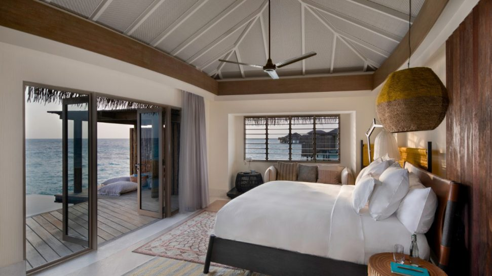 InterContinental Maldives Maamunagau Sunrise Overwater Pool Villas