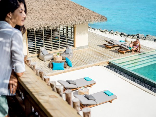 InterContinental Maldives Maamunagau Three-bedroom Lagoon Residence