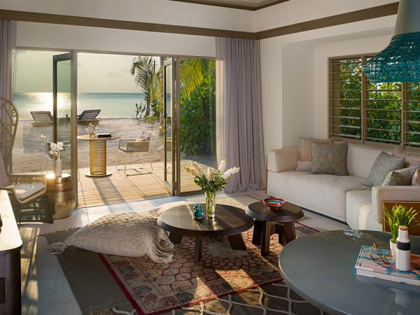 InterContinental Maldives Maamunagau Two-bedroom Family Lagoon Pool Villas