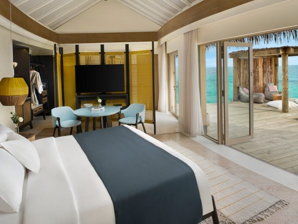 InterContinental Maldives Maamunagau Two-bedroom Overwater Pool Villas
