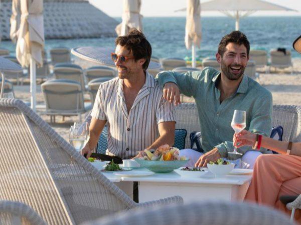Jumeirah Beach Hotel Beach Lounge