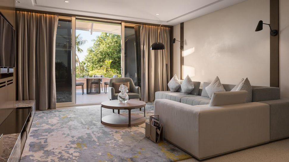 Jumeirah Beach Hotel Family Garden Suite