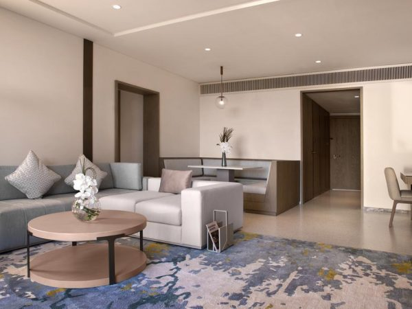 Jumeirah Beach Hotel Interior