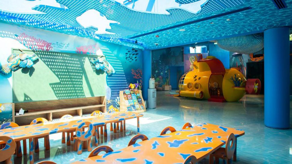 Jumeirah Beach Hotel KIds Club