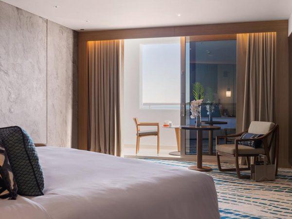 Jumeirah Beach Hotel Ocean Deluxe Balcony