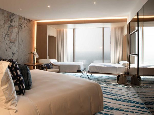 Jumeirah Beach Hotel Ocean Family Deluxe