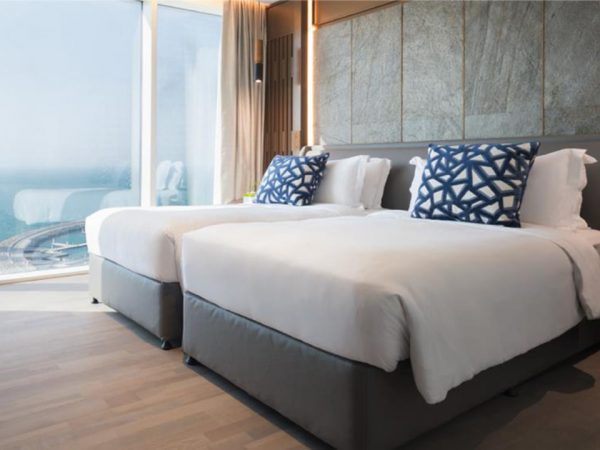 Jumeirah Beach Hotel Two Bedroom Ocean Suite