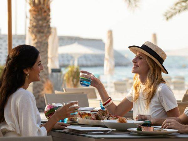 Jumeirah Beach Hotel Villa Beach