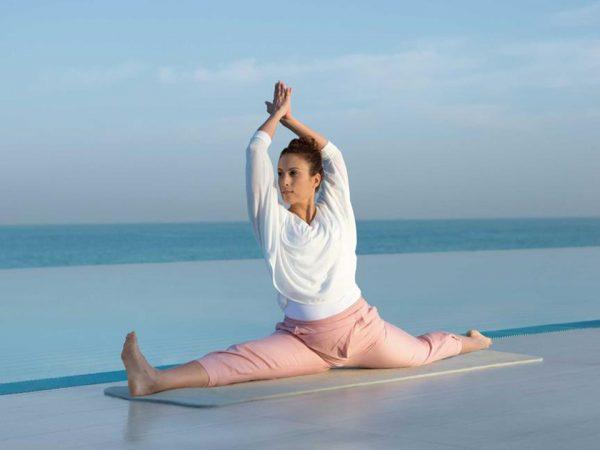 Jumeirah Beach Hotel Yoga